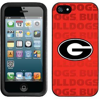Coveroo Georgia Bulldogs iPhone 5 Guardian Case   Repeating (742 7501 BC FBC)