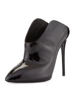 High Heel Patent Mule   Giuseppe Zanotti   Nero (37.5B/7.5B)
