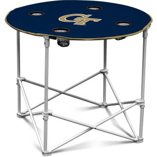 Logo Chair Gerogia Tech Yellow Jackets Round Table (143 31)