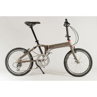 Origami Dragonfly 8 Beautifully Designed Lightweight Folding Bicycle (DRAGONFLY