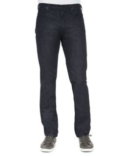 Mens Core Barron Relaxed Fit Jeans, Dark Blue   Citizens of Humanity   Dark