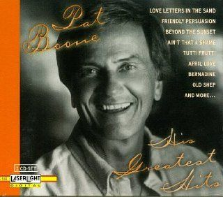 Pat Boone   His Greatest Hits: Music