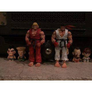 Street Fighter Ken Toys & Games