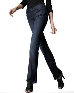 Womens Mid Rise Bootcut Jeans, LA Dark   7 For All Mankind   Ladk (25)