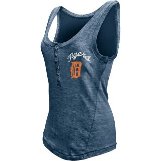 Touch By Alyssa Milano Womens Detroit Tigers Marisol Tank Top   Size: L