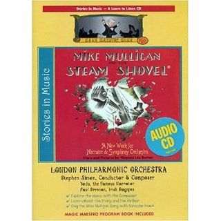 Mike Mulligan and His Steam Shovel: Music