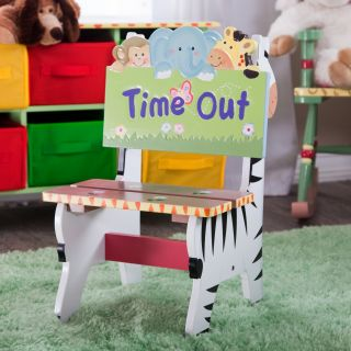 Fantasy Fields Sunny Safari Time Out Chair   Specialty Chairs
