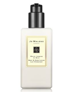 White Jasmine & Mint Body & Hand Lotion, 250ml   Jo Malone London   No color