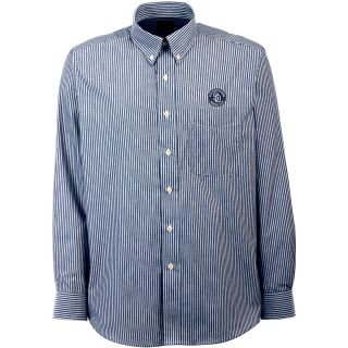 Antigua San Diego Padres Mens Republic Button Down Long Sleeve Dress Shirt