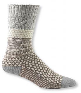 Womens Smartwool Popcorn Cable Socks