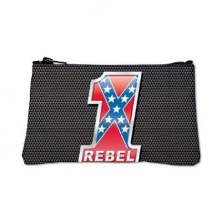Artsmith, Inc. Coin Purse (2 Sided) 1 Confederate Rebel Flag: Clothing