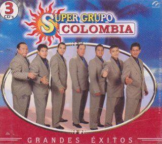 "Super Grupo Colombia ""Grandes Exitos"" 100 Anos De Musica Music"