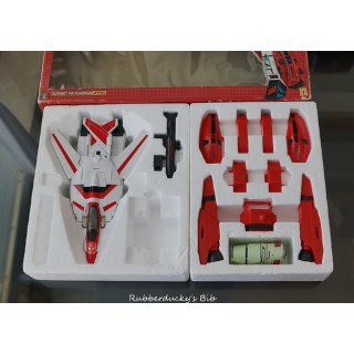 Transformers Generation 1 Autobot Air Guardian Jetfire: Toys & Games