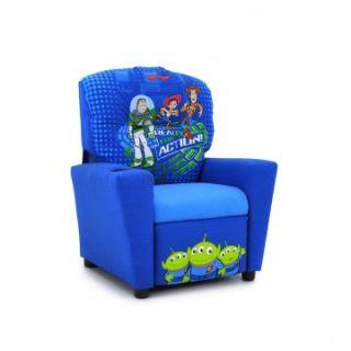 Kidz World Disney's Toy Story 3 Kid's Recliner   Kids Recliners