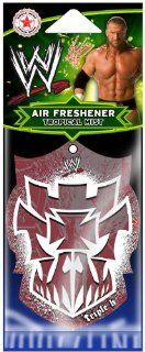 WWE Triple H Logo Car and Home Air Freshener, Tropical Mist Scent: Automotive