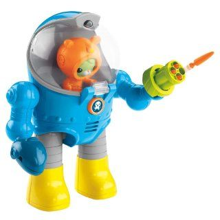 Fisher Price Octonauts Tweak's Octo Max Suit: Toys & Games