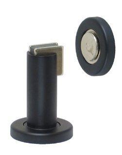 FPL Door Locks H2017 Heavy Duty Magnetic Door Stop / Holder for Home or Office in Oil Rubbed Bronze
