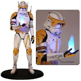 Star Wars Commander Cody Order 66 Cold Cast Statue: Toys & Games