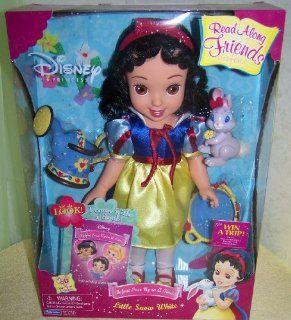 Disney Princess Read Along Friend *Snow White* Toddler Doll Toys & Games
