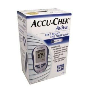 Aviva Meter Blood Glucose Meter Kit   Monitors and Scales