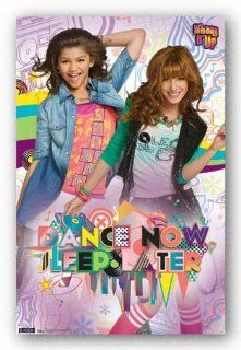 Shake It Up   Dance Now Sleep Later   Rocky Blue (Zendaya) and CeCe Jones (Bella Thorne)   Prints
