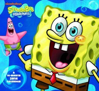 SpongeBob SquarePants 2014 Wall Calendar
