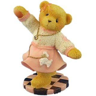 Cherished Teddies Tammy Let's Go to the Hop 510947   Collectible Figurines
