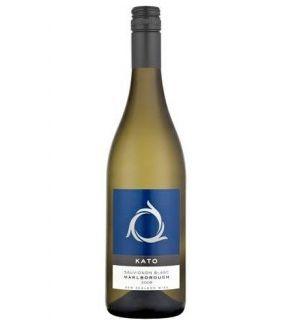 2011 Kato   Sauvignon Blanc Marlborough: Wine