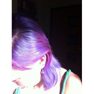 Ion Color Brilliance Brights Semi Permanent Hair Color Purple : Chemical Hair Dyes : Beauty