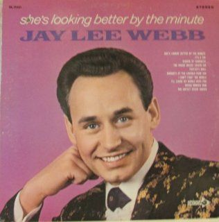 JAY LEE WEBB   she's looking better by the minute DECCA 75121 (lp vinyl record): Music