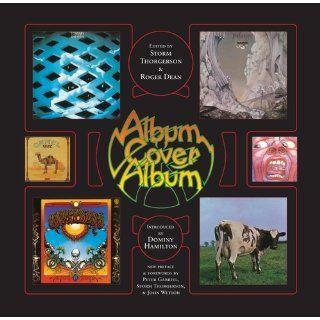 Album Cover Album Roger Dean, Storm Thorgerson 9780061626951 Books