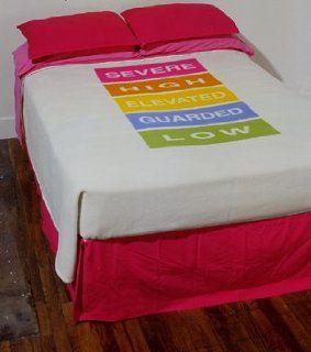 Ltd Edition Chrissy Homeland Security� Blanket : Bed Blankets : Everything Else
