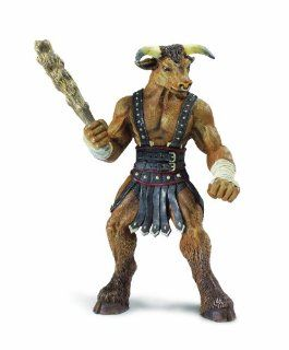 Safari Ltd  Mythical Realms Minotaur: Toys & Games