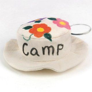 Mini Bucket Hat Purse Craft Kit (Makes 12): Toys & Games