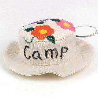 Mini Bucket Hat Purse Craft Kit (Makes 12): Toys & Games