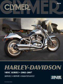 2002 2007 Harley Davidson V Rod CLYMER MANUAL HD V ROD 02' 07', Manufacturer: CLYMER, Manufacturer Part Number: M426 AD, Stock Photo   Actual parts may vary.: Automotive