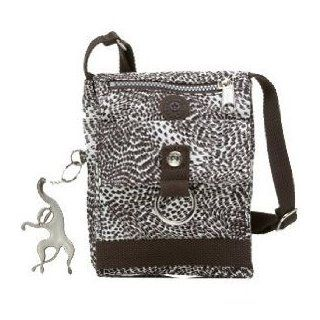 Kipling Eldorado Small Shoulder Bag Cheetah: Clothing