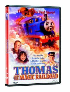 Thomas and the Magic Railroad: Alec Baldwin, Cody McMains, Russell Means, Peter Fonda, Jared Wall, Laura Bower, Didi Conn, Mara Wilson, Lori Hallier, Michael E. Rodgers, Edward Glen, Neil Crone, Britt Allcroft, Barry London, Brent Baum, Charles Falzon, Joh