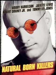 Natural Born Killers: Woody Harrelson, Juliette Lewis, Tom Sizemore, Rodney Dangerfield, Everett Quinton, Jared Harris, Pruitt Taylor Vince, Edie McClurg, Russell Means, Lanny Flaherty, O Lan Jones, Robert Downey Jr., Oliver Stone, Arnon Milchan, Clayton T