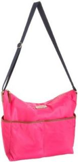Kate Spade Gramercy Park Large Serena Baby Bag,Pink Cherry,one size: Shoes
