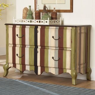 Hammary Hidden Treasures Colby 2 Drawer Chest   Decorative Chests