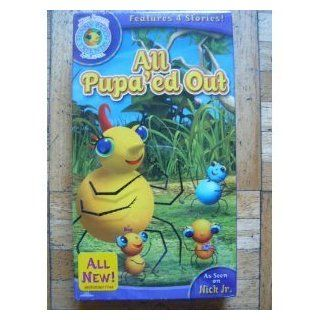 Miss Spider's Sunny Patch Friends   All Pupa'ed Out [VHS] Movies & TV