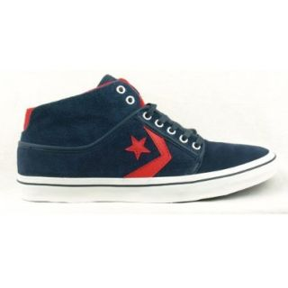 Converse Star Classic Pro Mid   Navy   UK 7 Converse Shoes Mens Blue Shoes