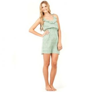 Rip Curl Spotted Girls Dress Green Bay: Clothing