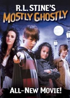 R.L. Stine's Mostly Ghostly: Madison Pettis, Sterling Beaumon, Luke Benward, Brian Stepanek:  Instant Video