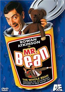 Mr. Bean   The Whole Bean (Complete Set): Rowan Atkinson, Matilda Ziegler, Robin Driscoll, Matthew Ashforde, Roger Sloman, Susie McKenna, Nick Hancock, C.J. Allen, Rupert Vansittart, Howard Goodall, Hugo Mendez, Christopher Driscoll,  Movies & TV