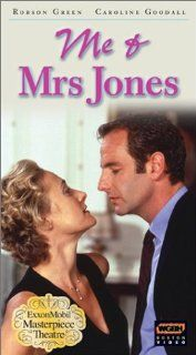 Masterpiece Theater: Me & Mrs Jones [VHS]: Caroline Goodall, Robson Green, Philip Quast, Keeley Hawes, Michael Maloney, Aisling O'Sullivan, Peter Firth, Katy Murphy, Marc Bannerman, Nitin Ganatra, Terence Harvey, Lisa Hayes, Catherine Morshead, Dam