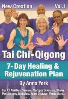 New Creation Tai Chi Qigong for All Abilities: Seniors, Multiple Sclerosis, Parkinson's, Stroke, Diabetes, Arthritis and Much More . . .: Unavailable:  Instant Video