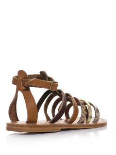 Multi strap sandals  K. Jacques