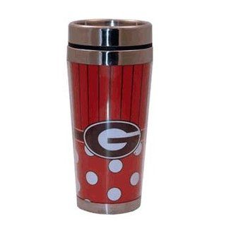 University of Georgia Bulldog Travel Mug